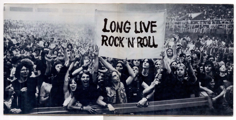 Le rock'n'roll est-il mort ?